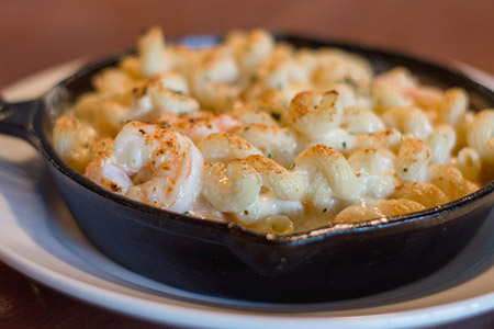 Seafood Mac and Cheese - Norm's of Yakima - Yakima Restaurant and Pub